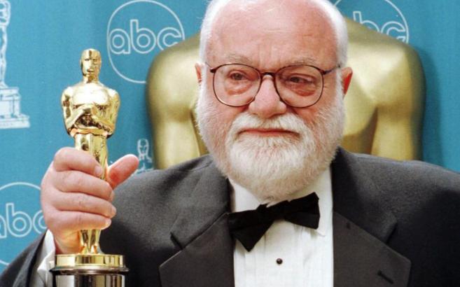 Saul Zaentz en la 69º edición de Los Premios de la Academia de...