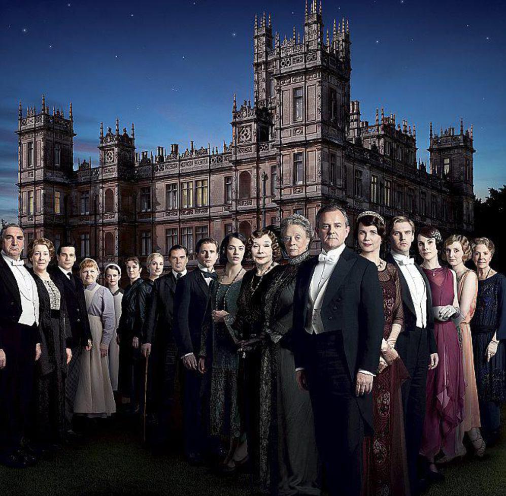 Cartel promocional de la tercera temporada de la serie.
