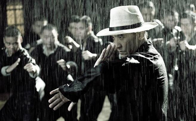 Imagen de la película 'The grandmaster'