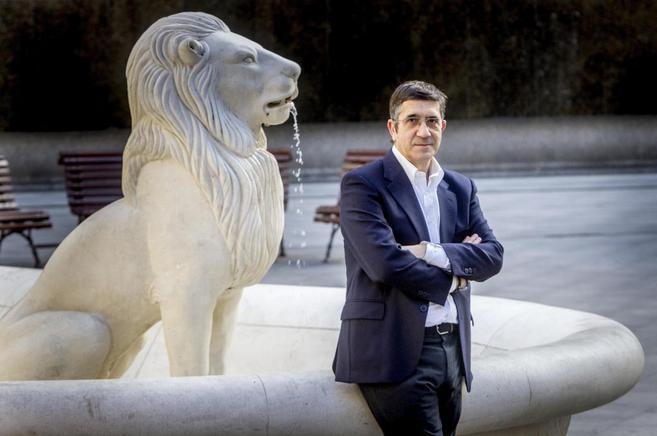 El secretario general del PSE-EE, Patxi López