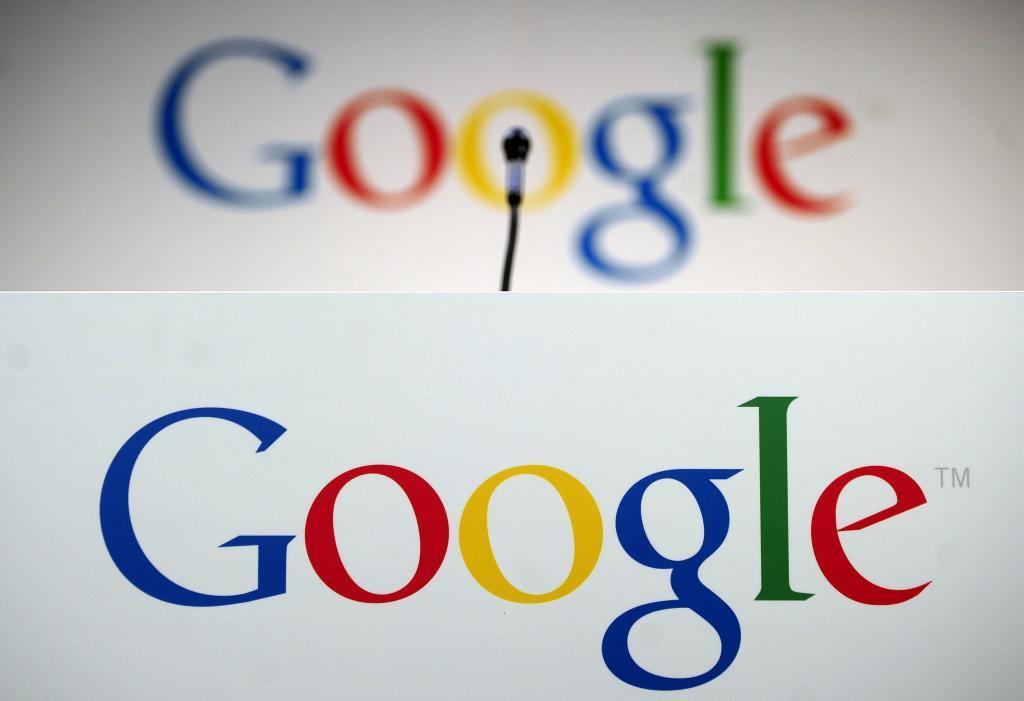 Imagen de la sede de Google en Nueva York en mayo de 2012.