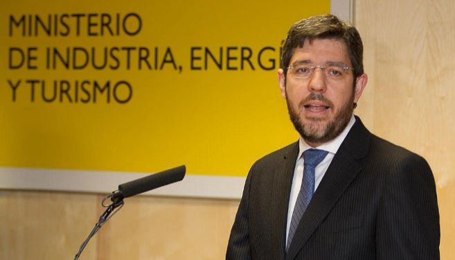 El secretario de Estado de Energía, Alberto Nadal.