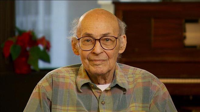 Marvin Minsky uno de los padres de la Inteligencia Artificial,...