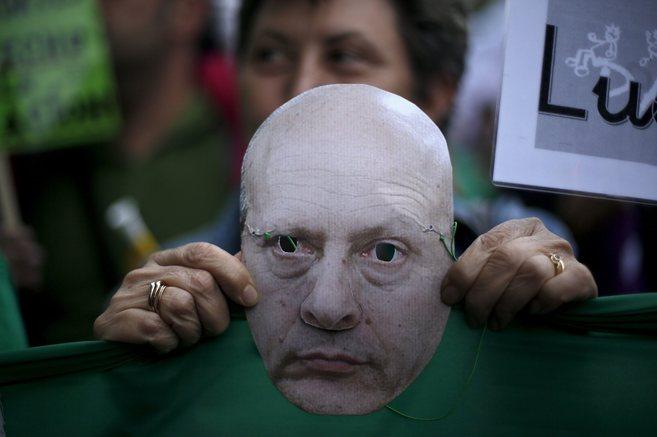 Manifestación en Madrid contra la Ley Orgánica para la Mejora de la...