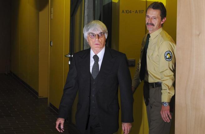 Bernie Ecclestone, en noviembre de 2011.