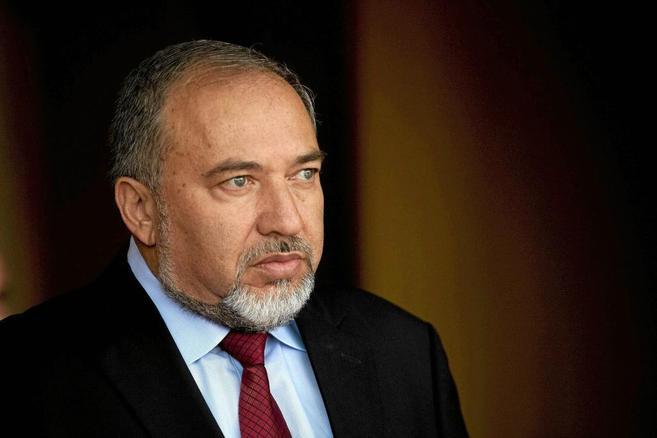 El ministro de Asuntos Exteriores israelí, Avigdor Lieberman.