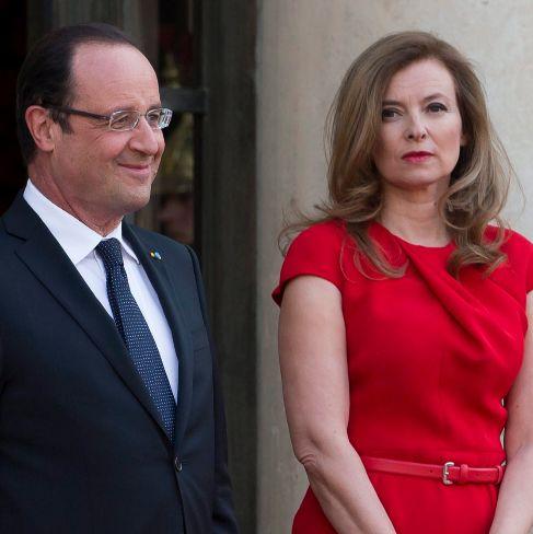 La pareja presidencial, el pasado mayo.