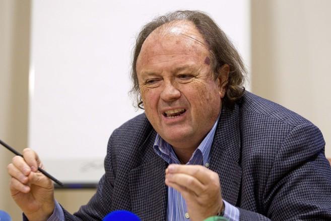 El ex concejal del PP Juan Carlos Gimeno en una imagen de archivo.