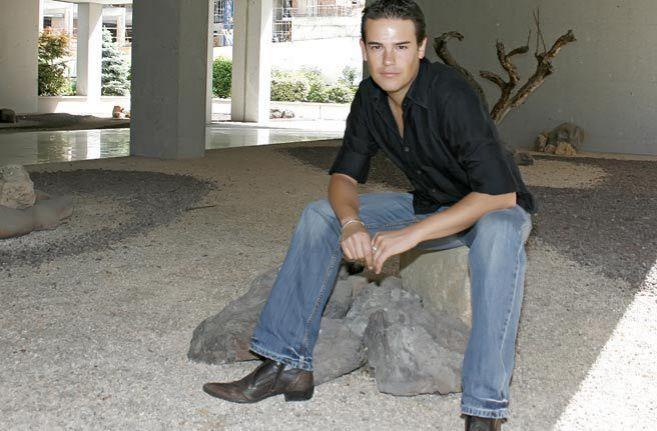El cantante Raúl, en una imagen de archivo.