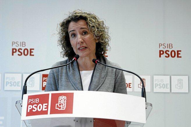 Aina Calvo en una imagen de archivo.