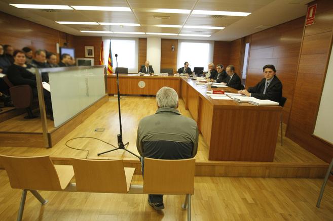 El juicio comenzó el lunes y ha terminado este miércoles.