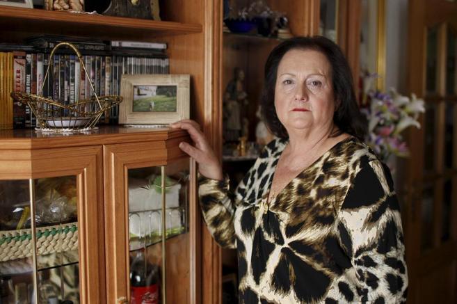 Rosario abre las puertas de su casa tras interponer una demanda contra...