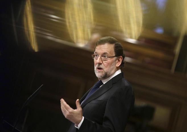 Rajoy noticia esta semana por decir en su entrevista: 'Estoy...