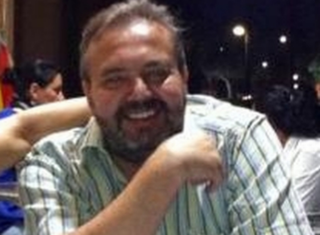 "Rafael Velasco, "" un verdadero artista"", según la Policía."