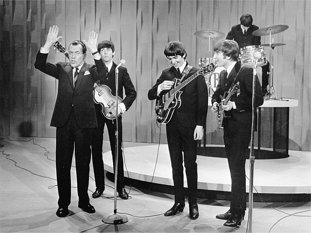 La primera actuación de los Beatles en Estados Unidos