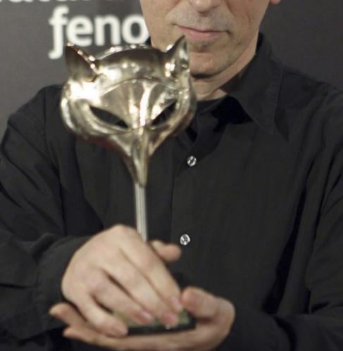 El premio Feroz.