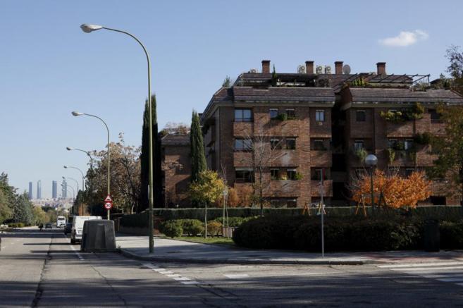 Bloque de viviendas en Valdemarín, Aravaca (Madrid)