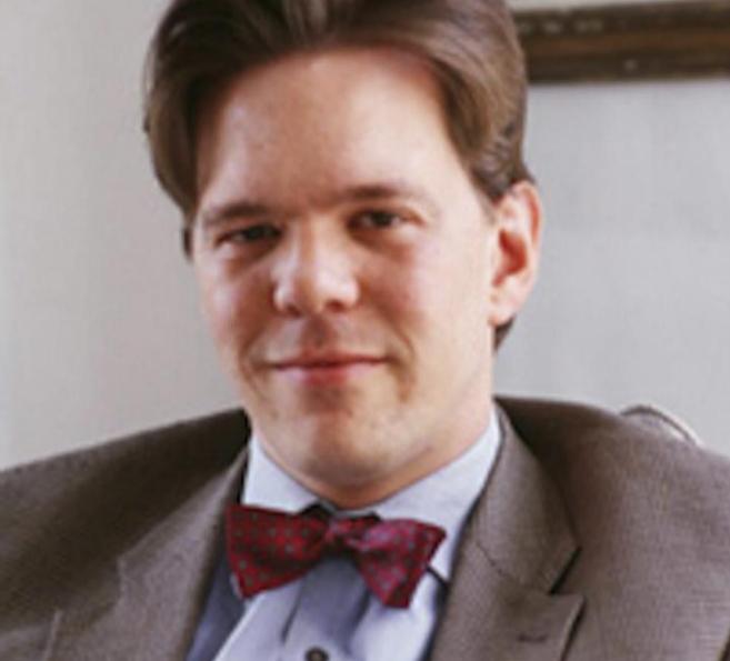 Robert Schlesinger, en una charla con EL MUNDO.