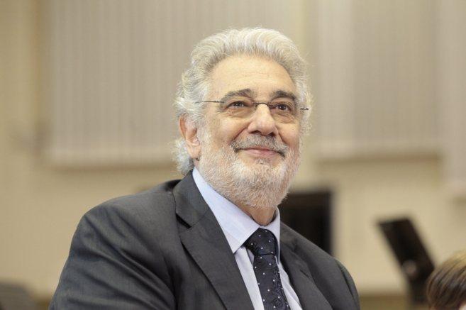 Plácido Domingo en una imagen de archivo.