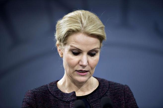La primera ministra danesa Helle Thorning-Schmidt.