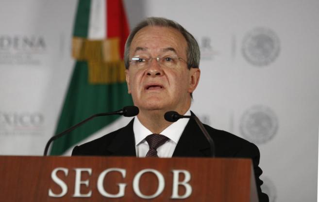 Monte Alejandro Rubido confirma en rueda de prensa la detención del...