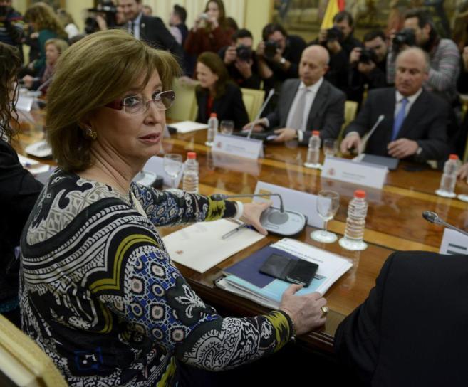 La consellera de Ensenyament del Govern, Irene Rigau.