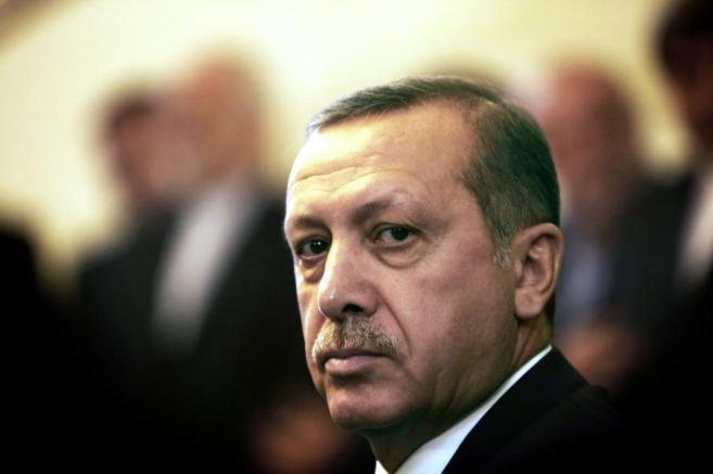 Tayyip Erdogan, primer ministro turco.