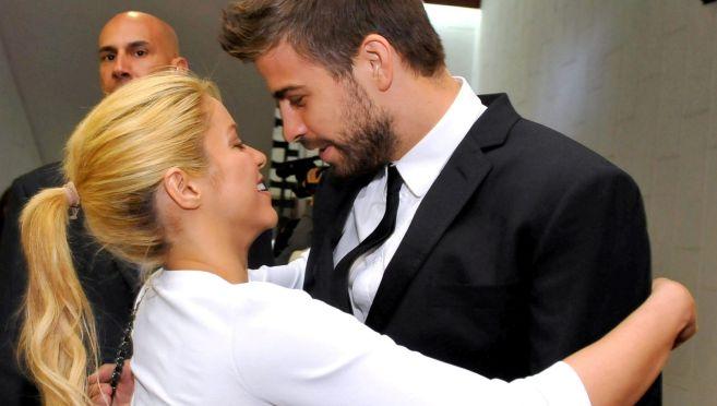 La pareja, en una foto de archivo.