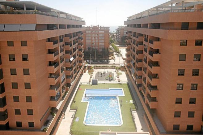 Promoción de Altamira Santander Real Estate en Alboraya, Valencia.