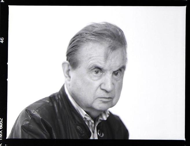 El pintor Francis Bacon, en una imagen de archivo.