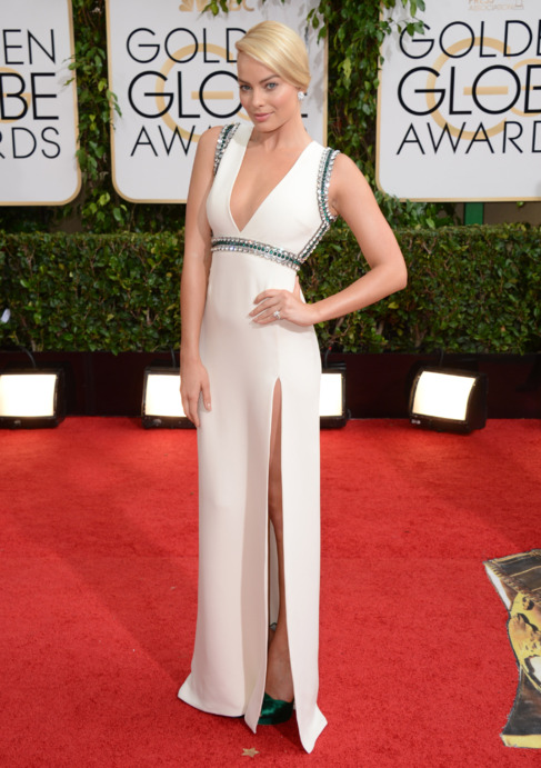 Margot Robbie, la actriz secundaria de 'El lobo de Wall...