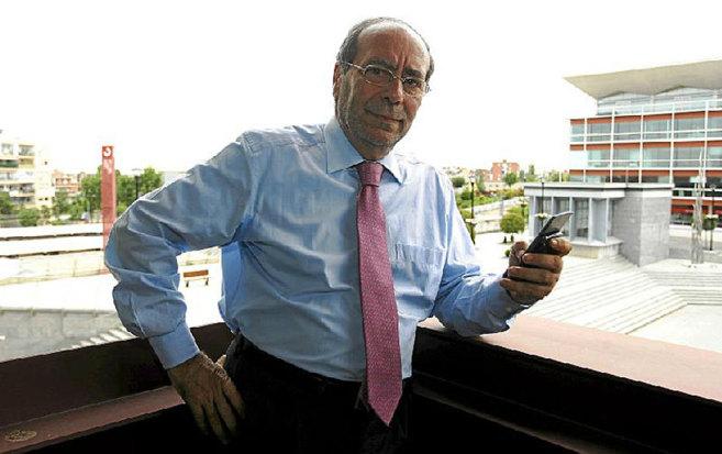 El alcalde de Fuenlabrada, en una imagen de archivo.