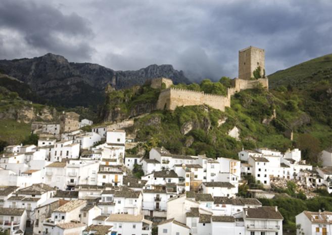 El Castillo de la Yedra, en Cazorla.
