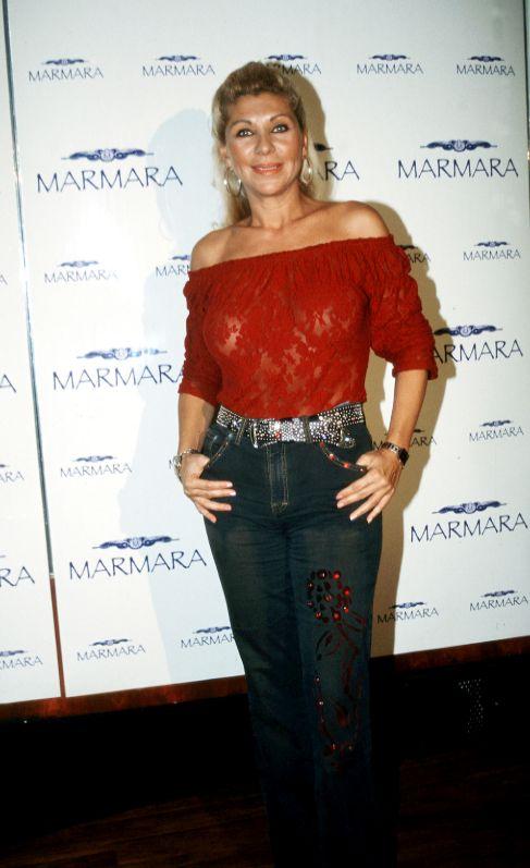 La actriz Jenny  Llada lleva tres años sin trabajar como actriz