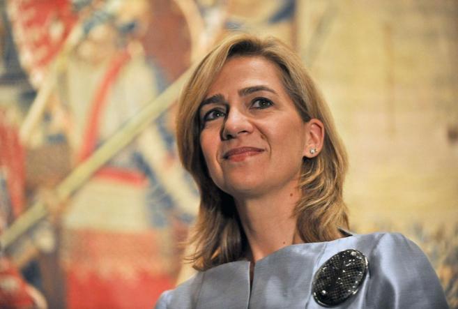 La Infanta Cristina en una imagen de archivo.