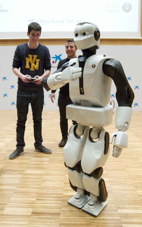 El robot Reem C