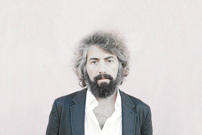 El cantante Antonio Luque conocido por 'Sr. Chinarro'.