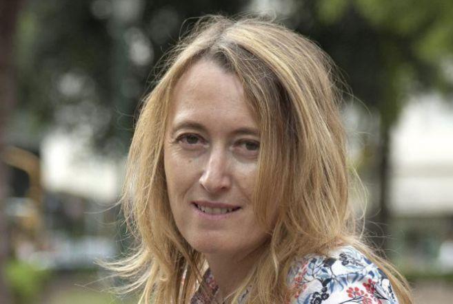 La periodista y escritora Elisabetta Piqué, corresponsal en Roma de...