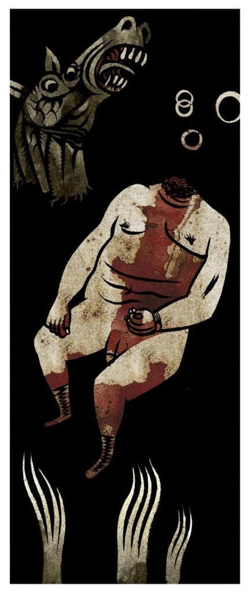 Ilustración de SANTIAGO SEQUEIROS