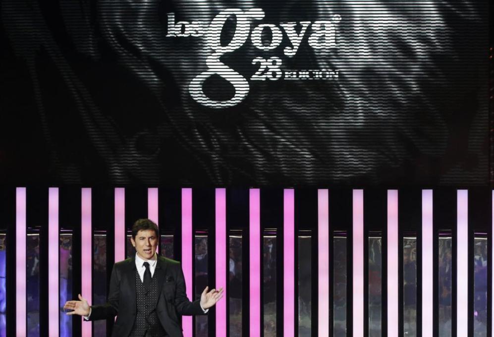 """""""Los primeros Goya sin ministro de Cultura"""". No podía ser de otra..."""