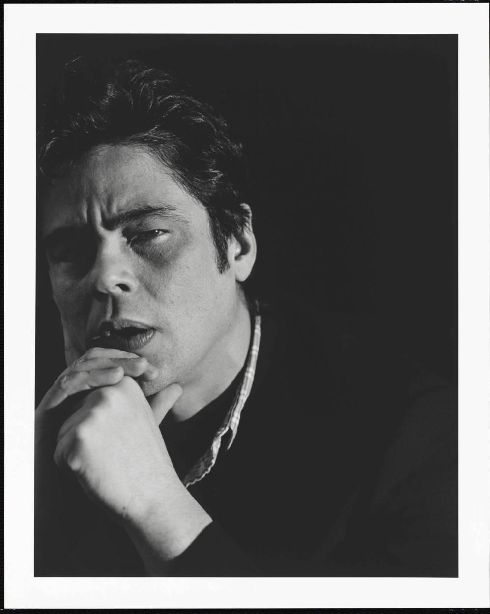El actor Benicio del Toro, en 2008.