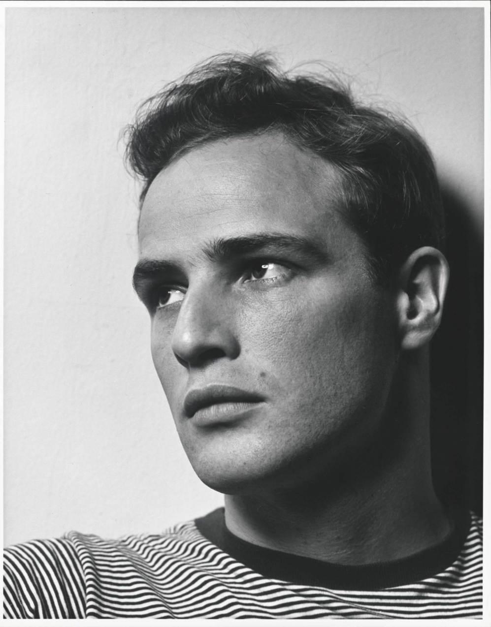 Marlon Brando, en los años 50.