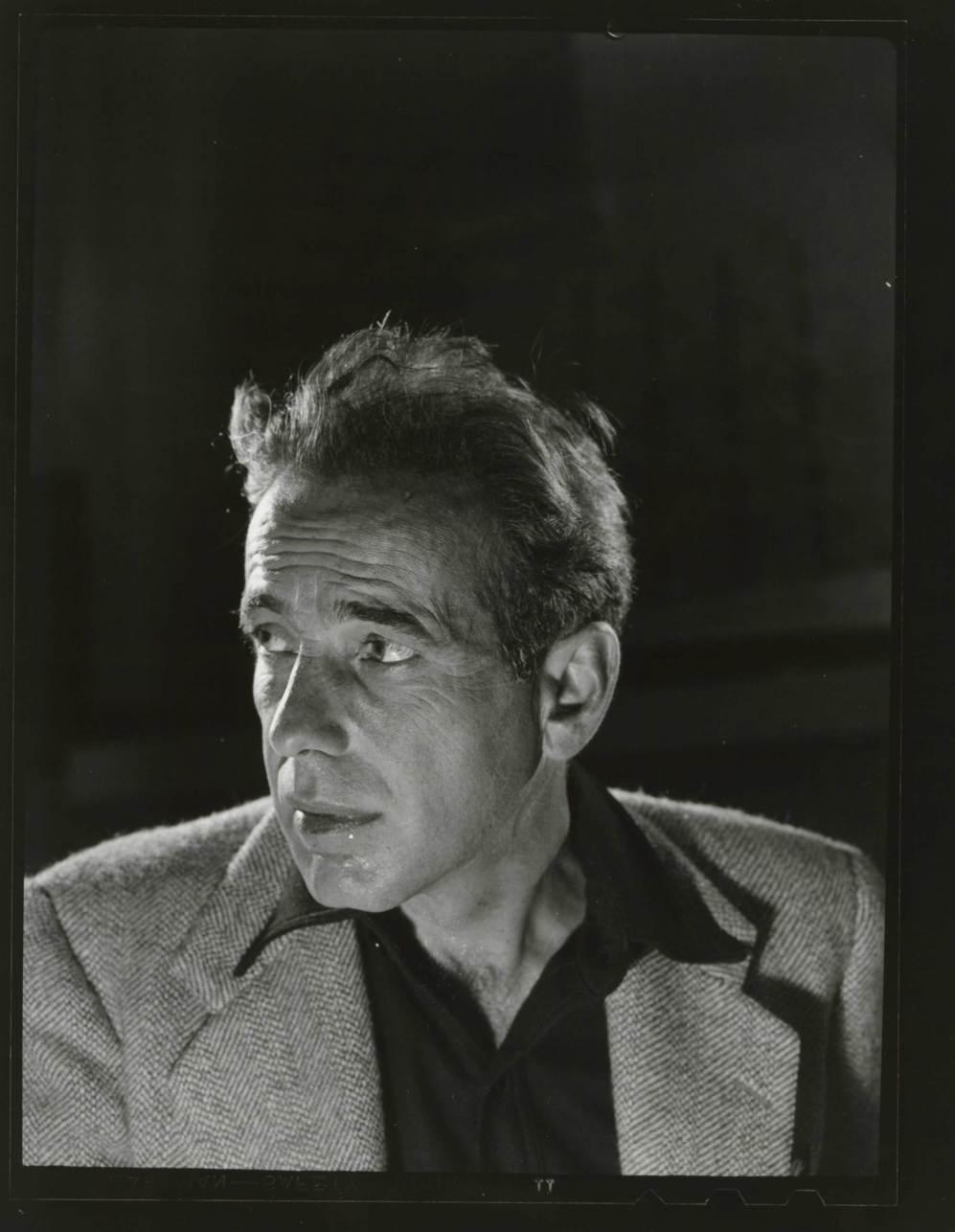 El actor Humpret Bogart, en 1944.