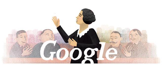 Clara Campoamor, pionera en la defensa de los derechos de la mujer, en...