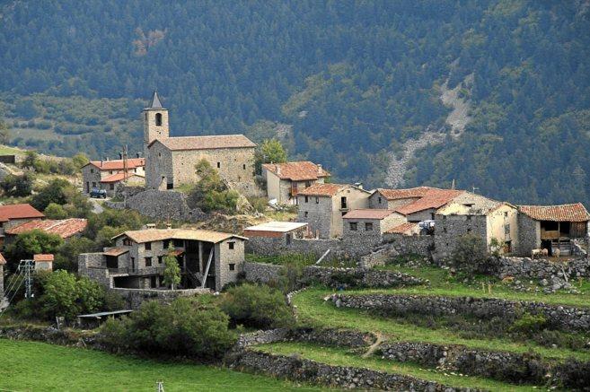 Puigcerdà es el punto de partida de las rutas de la obra A peu de la...