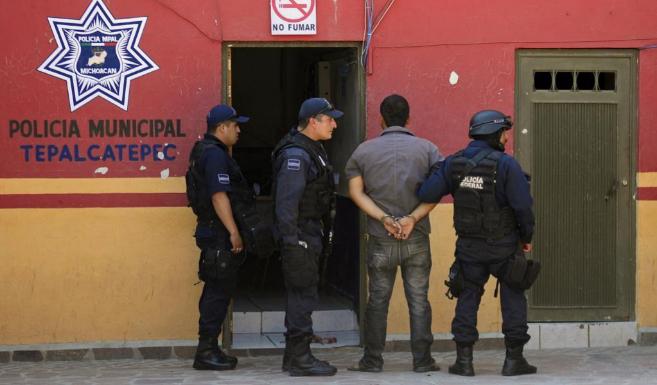 La Policía Federal detiene a un miembro del cártel 'Los...