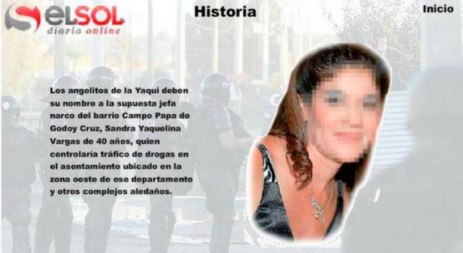 El diario argentino El Sol Online mostró cómo operaba la banda...