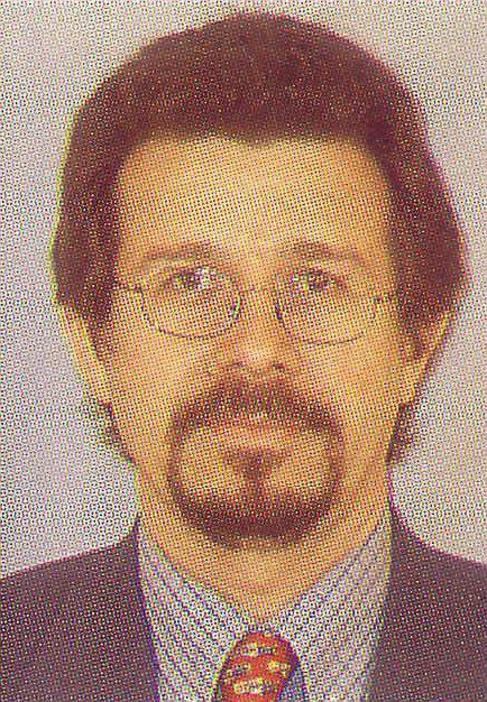 Andrés Díez, el profesor acusado de abusos sexuales.