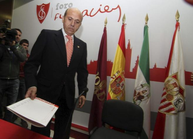 José María del Nido.