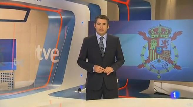 Julio Somoano, director de los Servicios Informativos de TVE.